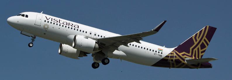 Vistara Airbus A320-200neo