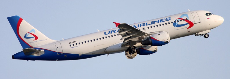 Ural Airlines Airbus A320-200