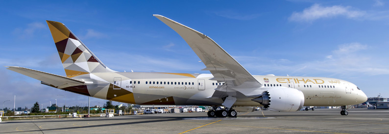 Etihad Airways Airbus A330-343X