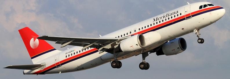 Meridiana fly Airbus A320-200