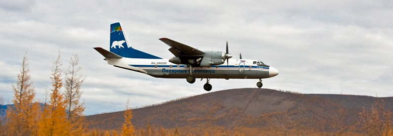Polar Airlines Antonov An-26