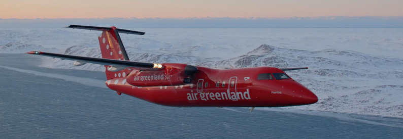 Air Greenland Bombardier DHC-8-200