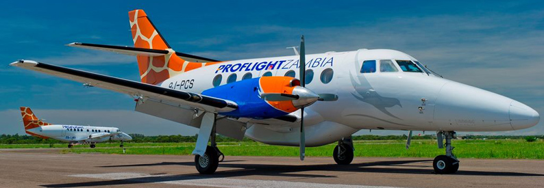 Proflight Zambia BAe Jetstream 31