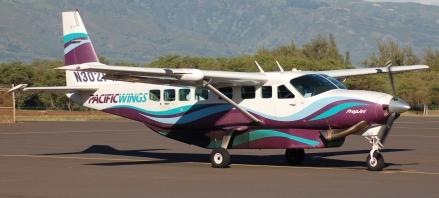 Vé máy bay Pacific Wings