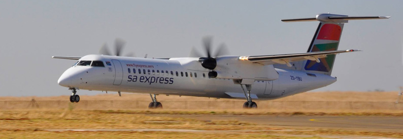 South African Express Bombardier DHC-8-400