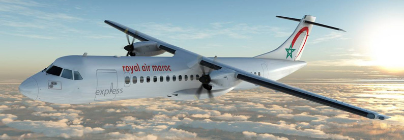 Royal Air Maroc Express ATR72-600