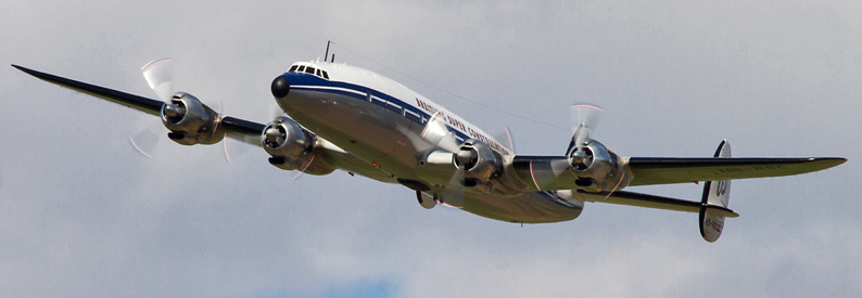 Super Constellation Flyers Lockheed 1049