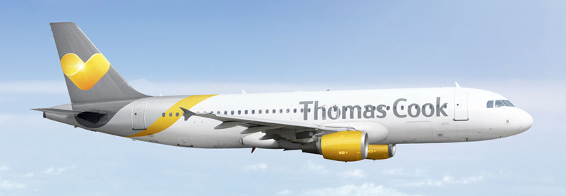 Thomas Cook Airlines Belgium Airbus A320-200