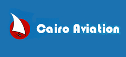 Logo of Cairo Aviation