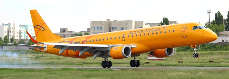 Saratov Airlines Embraer 190-200