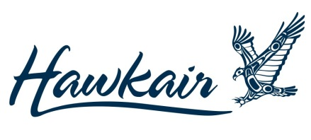 Logo of Hawkair Aviation Services