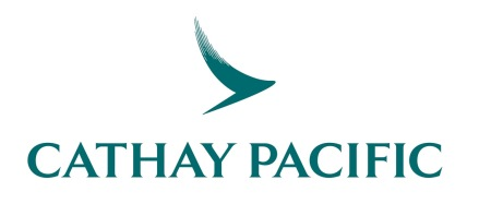 Logo of Cathay Pacific