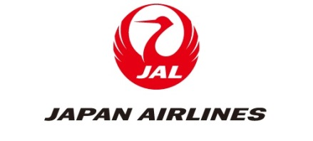 Logo of JAL - Japan Airlines