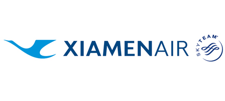 Logo of Xiamen Airlines