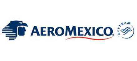 Logo of AeroMéxico