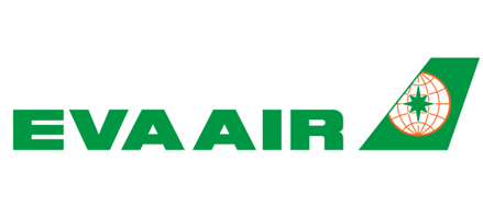 Logo of EVA Air