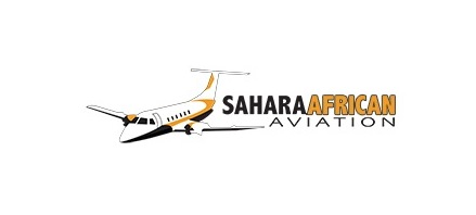 Logo of Sahara African Aviation