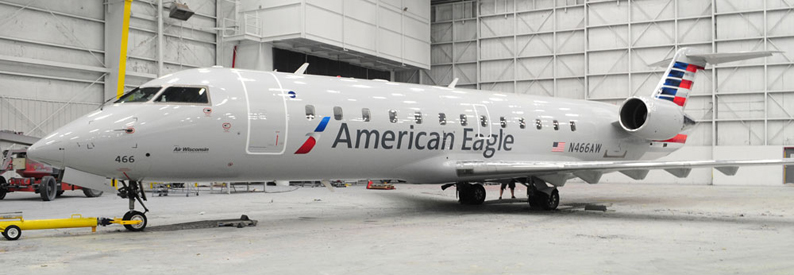 Air Wisconsin (American Eagle) Bombardier CRJ200