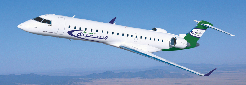 Felix Airways Bombardier CRJ700