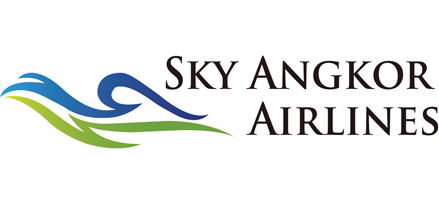 Logo of Sky Angkor Airlines