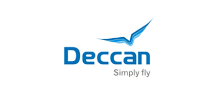 Logo of Deccan Charters