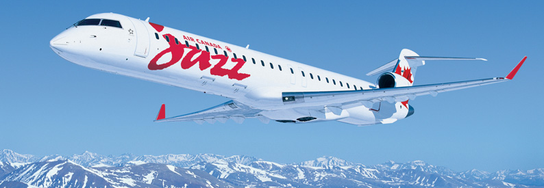 Jazz Air Bombardier CRJ705