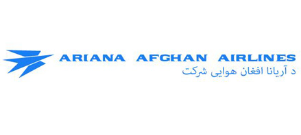 Logo of Ariana Afghan Airlines