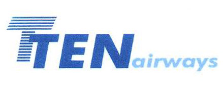 Logo of Ten Airways