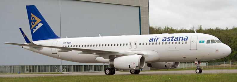Air Astana Airbus A320-200