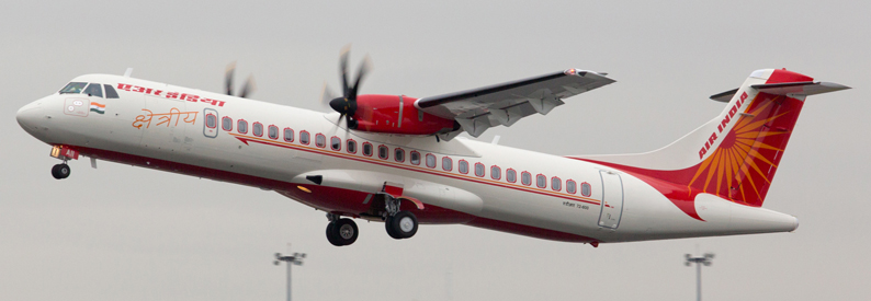 Alliance Air ATR72-600 ops as Air India Regional