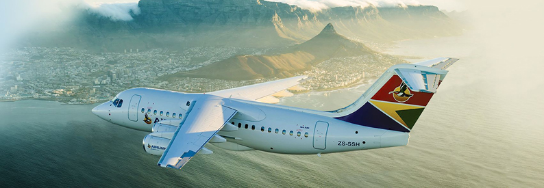 Airlink (South Africa) Avro RJ85