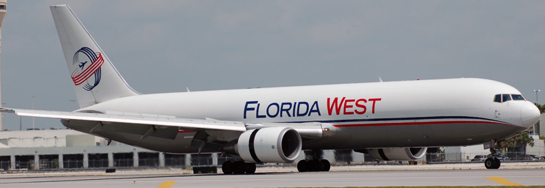 Florida West International Airways Boeing 767-300F