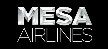 Logo of Mesa Airlines