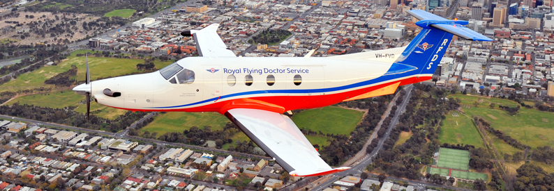 Royal Flying Doctor Service Pilatus PC-12