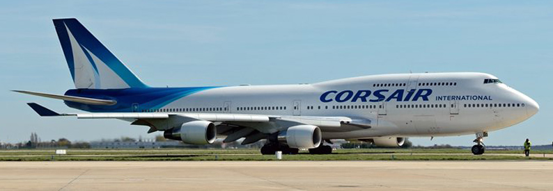 Corsair International Boeing 747-400