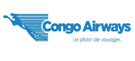 Logo of Congo Airways