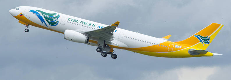 Cebu Pacific Air Airbus A330-300