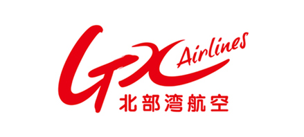 Logo of GX Airlines