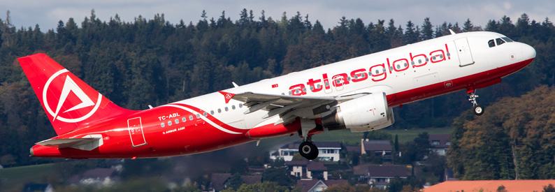 AtlasGlobal Airbus A320-200