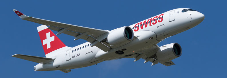 Swiss Global Air Lines Bombardier CS100