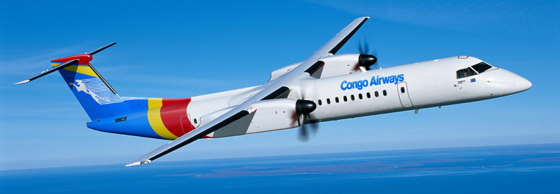 Congo Airways Bombardier DHC-8-400