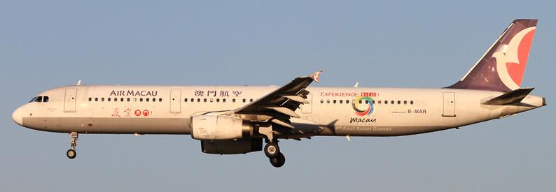 Airlines based in Macau: Air Macau