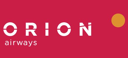 Logo of Orion Airways