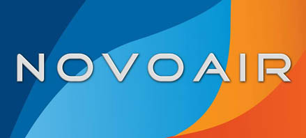 Logo of NovoAir