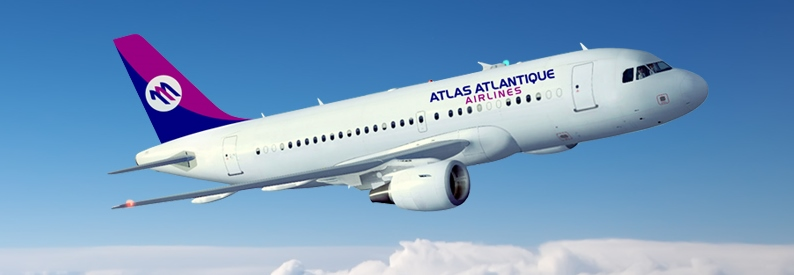 Illustration of Atlas Atlantique Airbus A320-200