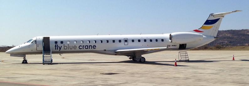 Fly Blue Crane Embraer ERJ145