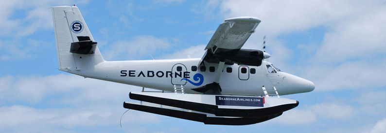 Seaborne Airlines DeHavilland DHC-6 TwinOtter