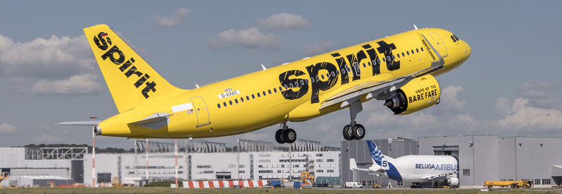 Spirit Airlines Scrubs A320neo Deliveries In 2018 Ch Aviation