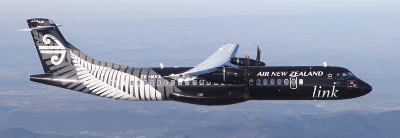 Mount Cook Airline ATR72-600