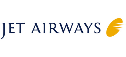 Logo of Jet Airways
